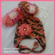Touca Fofucha / lã mollet ag. 4,5