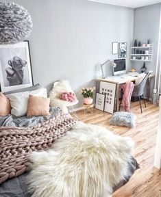 15 Girly Bedroom Designs https://www.designlisticle.com/girly-bedroom-designs/