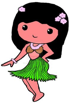 25 best hula images on pinterest hula dancers clip art and girl rh pinterest com hula girl clip art disney hula girl clip art animated