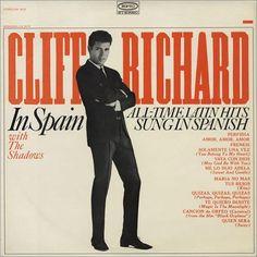 Cliff Richard in Spain LP.