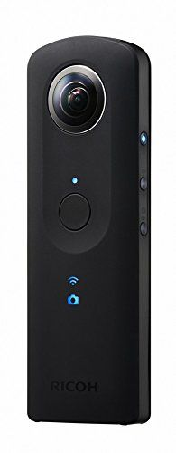 Ricoh Theta S Digital Camera (Black)
