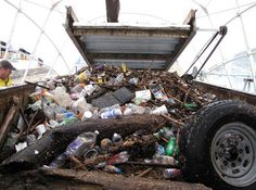 How the $750,000 wheel has removed more than 350 tons of trash and debris from the Baltimore Harbor since its May 2014 installation.