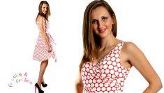 Wickel Kleid (Wrap Dress) - Wie man's näht