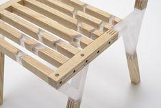 Quartz Chair by Taichi Sekiguchi