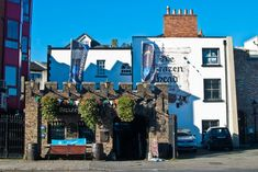 Brazen Head - Le plus vieux pub de Dublin!