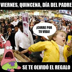 #díadelpadre buajajajajaja... xD vía @BienPanameno