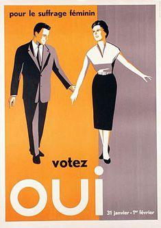 Should women vote?