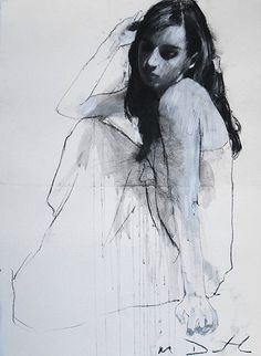 Pictures of the Mark Demsteader exhibition at the Panter & Hall Gallery Human Figure Sketches, Figure Sketching, Figure Drawing, Mark Demsteader, Art Drawings, Art Sketches, Artist Life, Portrait Art, Portraits