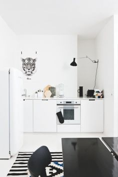 The home of the Finnish stylist Susanna Vento. / Photo by Morten Holtum for Bolig Magasinet. ++ via from scandinavia with love