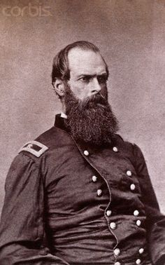 Brigadier General John White Geary Date Photographed: ca. 1865