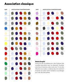 Capsule, Mood Boards, Color Patterns, Therapy, Couture, Words, Colors, User Guide, Classic