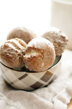 glazed doughnut holes - Heather's French Press