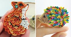 I Make Jewelry From Polymer Clay In Unusual Style | Bored Panda