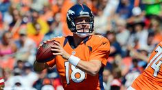 Payton Manning ~ One of the best QB performance in this preseason