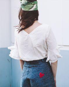 Blouse FALBALA - Wear Lemonade https://www.wearlemonade.com/fr/vetements.html