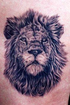 black&grey tattoo