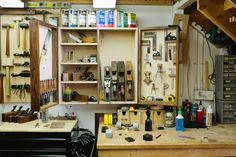 Sean Woolsey — Artist & Furniture Maker, House & Studio, Costa Mesa, California.