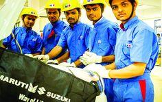 अगस्त 2017 तक 11 राज्यों में मारुति खोलेगी 15 कौशल विकास केंद्र  कंपनी यह केंद्र दिल्ली, वाराणसी, अमृतसर, पटियाला, गोरखपुर, जयपुर, उदयपुर, अंबाला, सोलन, कोयंबटूर, शिलांग, पुणे, मेरठ, हैदराबाद और इंदौर में खोलेगी और यह सभी अगस्त 2017 तक पूरी तरह शुरू हो जाएंगे।