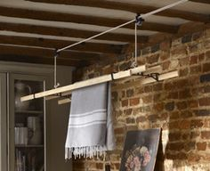 The Utility clothes airer, ideal for those more restricted space