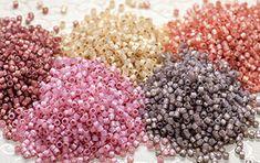 Delica Beads, Size 11 at Sova-Enterprises.com