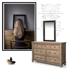 """""""Reflection"""" by leegal57 ❤ liked on Polyvore featuring interior, interiors, interior design, home, home decor, interior decorating and Fendi"""