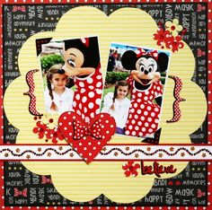 Minnie layout