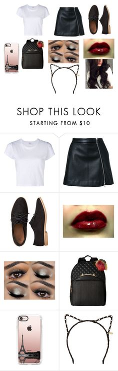 """""""Untitled #517"""" by laesr1118 on Polyvore featuring RE/DONE, Guild Prime, Gap, Betsey Johnson, Casetify and Tasha"""