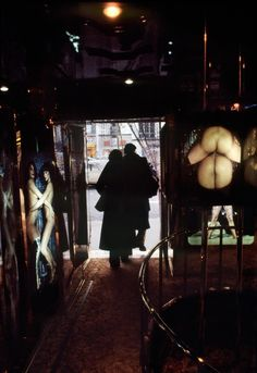 NSFW Photos Taken Inside Paris' Strip Clubs in the Late 1970s | VICE | United…