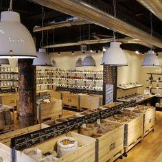 Casa Ruiz C/ Hermosilla, 88 (m: Goya) Legumbres, frutos secos, harinas, pastas, ... a granel. Ofrecen recomendaciones y son grandes conocedores de su producto