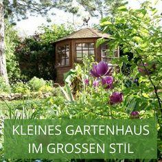 Gartenhaus Einrichten: 6 Ideen Für Kleine Gartenhäuser