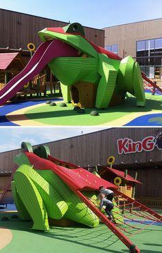 Terville Monstrum parques infantiles 15