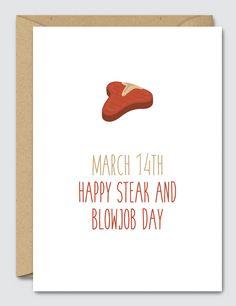 Steak blow day day