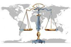 Закон, Мире, Правовой, Символ