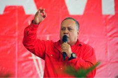 """¡QUÉ DESCARO! Diosdado Cabello: """"Maduro lo que está haciendo es proteger la Constitución"""" - http://www.notiexpresscolor.com/2016/10/18/que-descaro-diosdado-cabello-maduro-lo-que-esta-haciendo-es-proteger-la-constitucion/"""