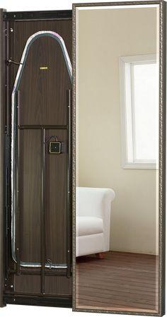 Суперпуперская гладильная доска - настенное зеркало
