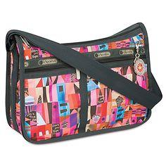 It's A Small World LeSportsac Bag