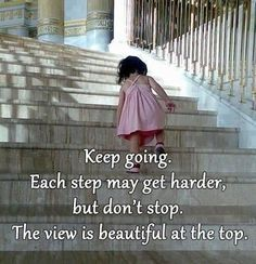 Just keep going.just keep going. Wisdom Quotes, True Quotes, Great Quotes, Quotes To Live By, Motivational Quotes, Inspirational Quotes, Keep Going Quotes, View Quotes, Citation Minion