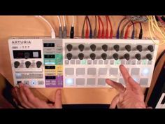 Arturia BeatStep Pro Demo With Juno 60, MicroBrute & Eurorack Synthesizers » Synthtopia