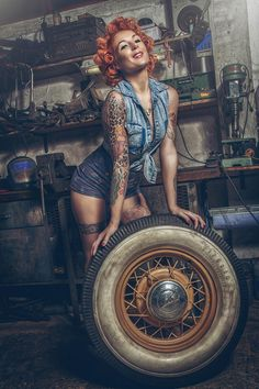 Pinup Work by La Imposta on 500px