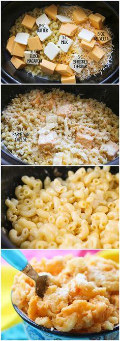 Crockpot Mac and Cheese