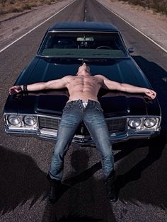 Supernatural | Dean / Jensen ackle...wow, why is this the first time I'm seeing this picture.