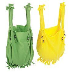 Craft: T-Shirt Tote Bag - instructions