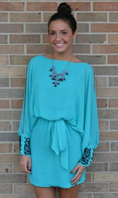 This adorable dress will be posted tonight online!
