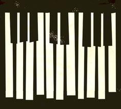 Music, music poster, poster, piano,piano key board
