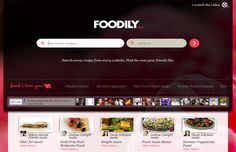 Foodily: best and largest recipe network! Recipe Network, Food Network Recipes, Cooking Recipes, Cooking Websites, Mexican Appetizers, What Recipe, Peanut Butter Cookies, Food Blogs, Search Engine