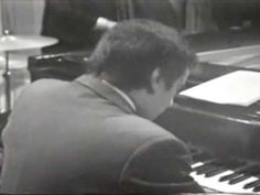 Dudley Moore Trio - Just In Time - Dudley Moore (piano) Pete McGurk (bass) Chris Karan (drums) I met Chris Karan a few times when I lived in London - he promised me that he'd ask Dud for some piano scores - it never materialised. Music Do, Kinds Of Music, Piano Score, Jazz Club, All Or Nothing, British Actors, The Good Old Days, My Favorite Music, Songs