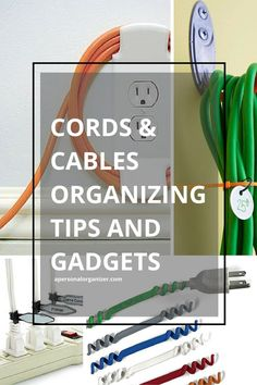 cord cable tips gadgets