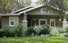 Craftsman-style architecture in the United States dates back to the early 1900s and came about as an outgrowth of the English Arts and Crafts movement.
