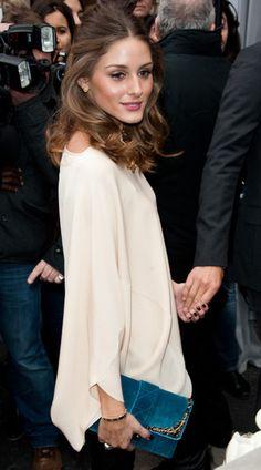 Olivia Palermo Photos Photos: Dior: Arrivals - Paris Fashion Week Haute Couture…