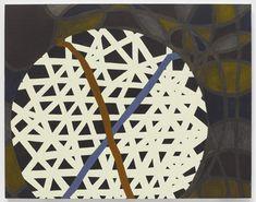 Thomas Nozkowski, Untitled (9-15), Oil and linen on panel, 2012